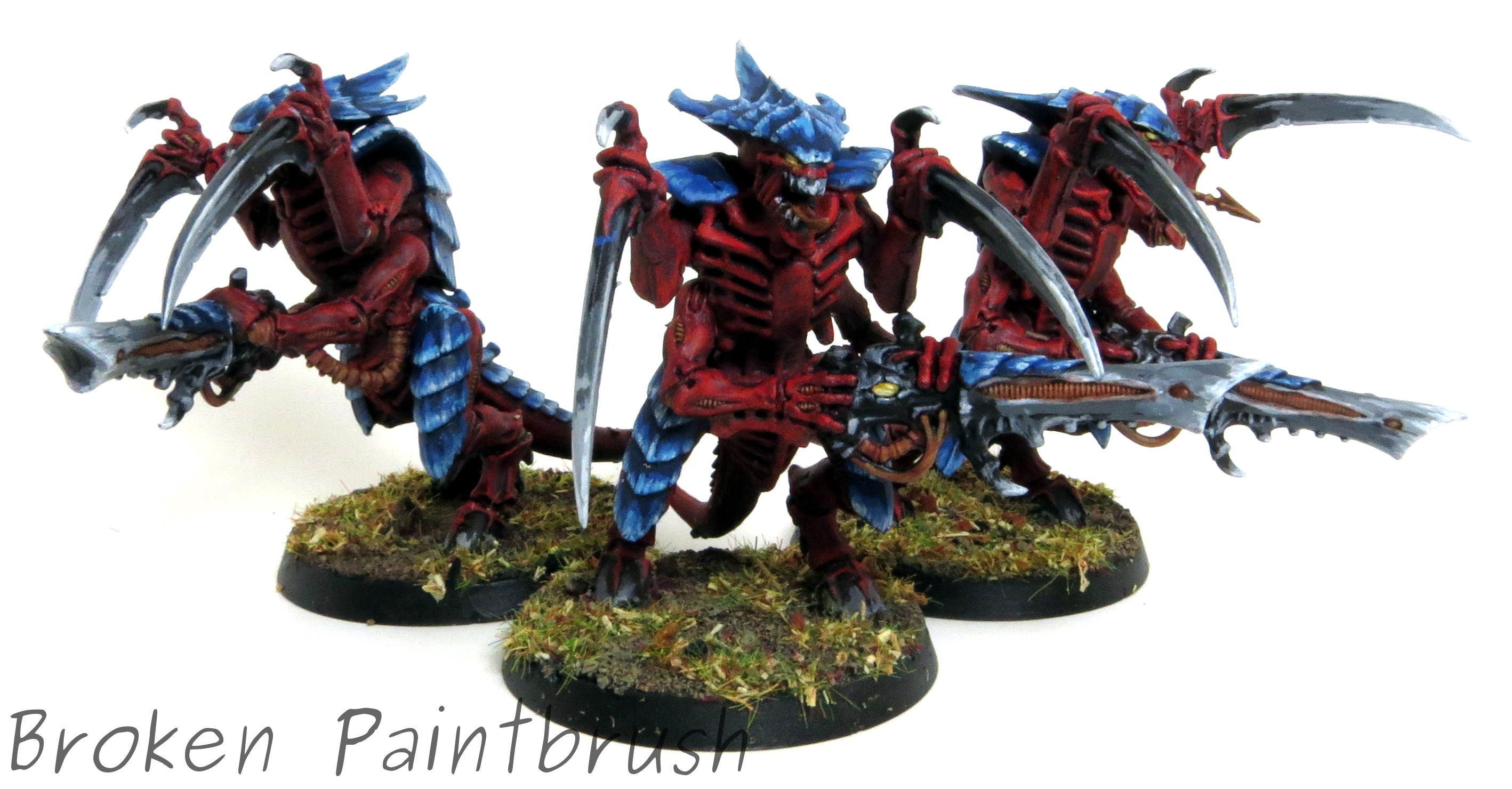 Tyranid Warrior of Behemoth