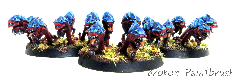 Tyranid Ripper Swarm