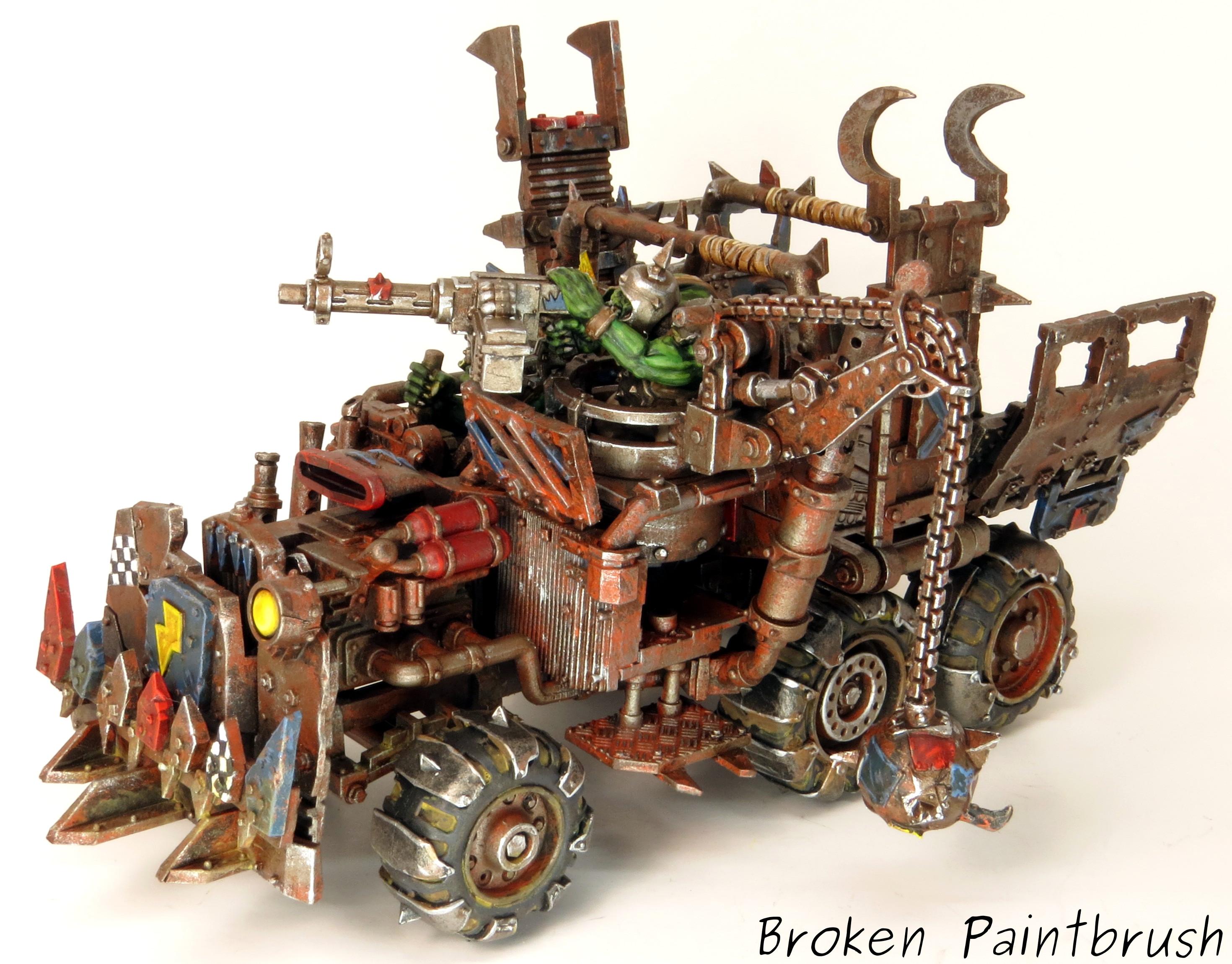 Death Skull Ork Trukk