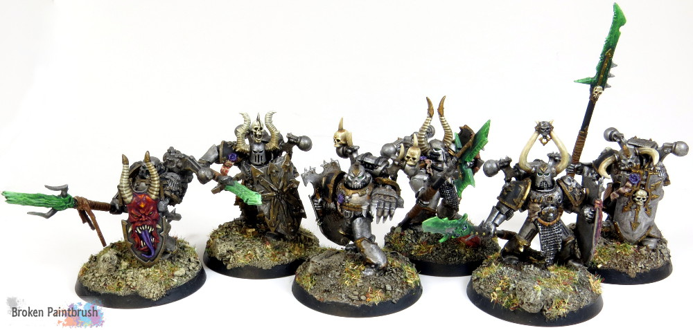 Iron Warriors Chosen Squad