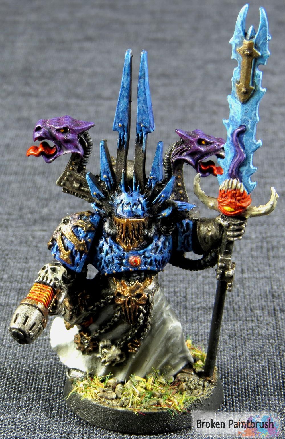 Iron Warriors Sorcerer
