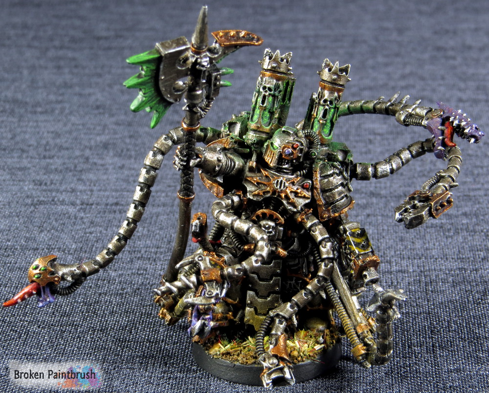 Iron Warriors Warpsmith