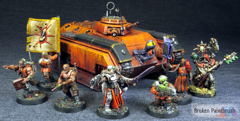 Company Command Squad