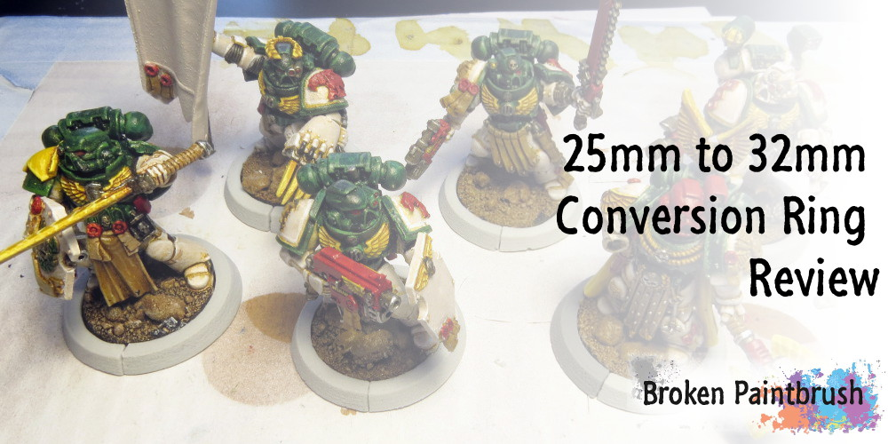 25mm to 32mm Conversion Ring Review