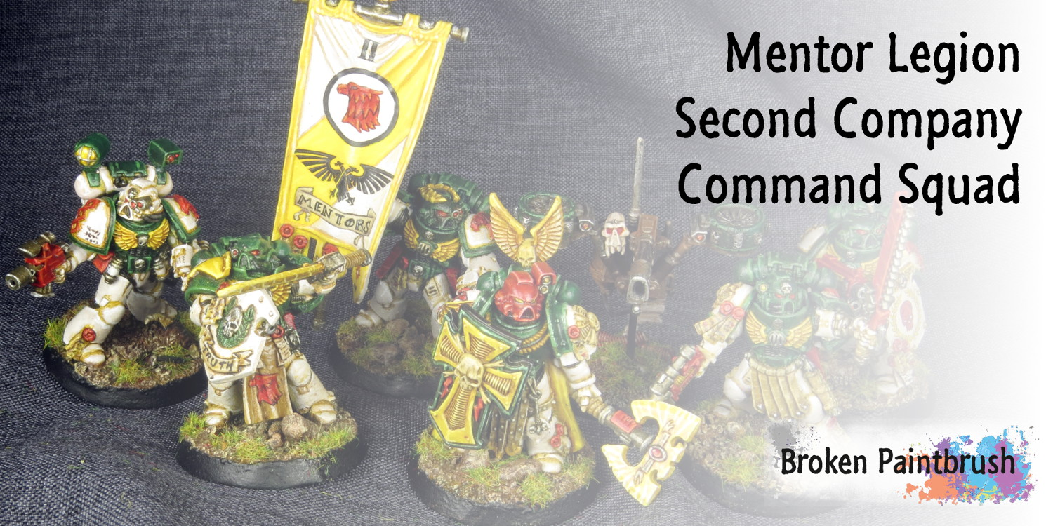 Mentor Legion Company Command Banner
