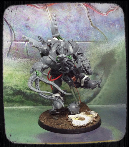 Talos Conversion by NafNaf on Objective Secured