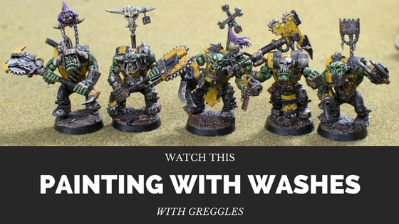 Watch This Painting with Washes with Greg