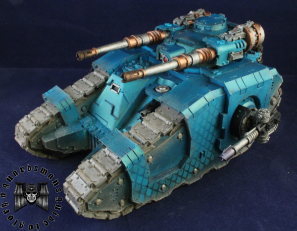 Sicarian Battle Tank by GunGrave