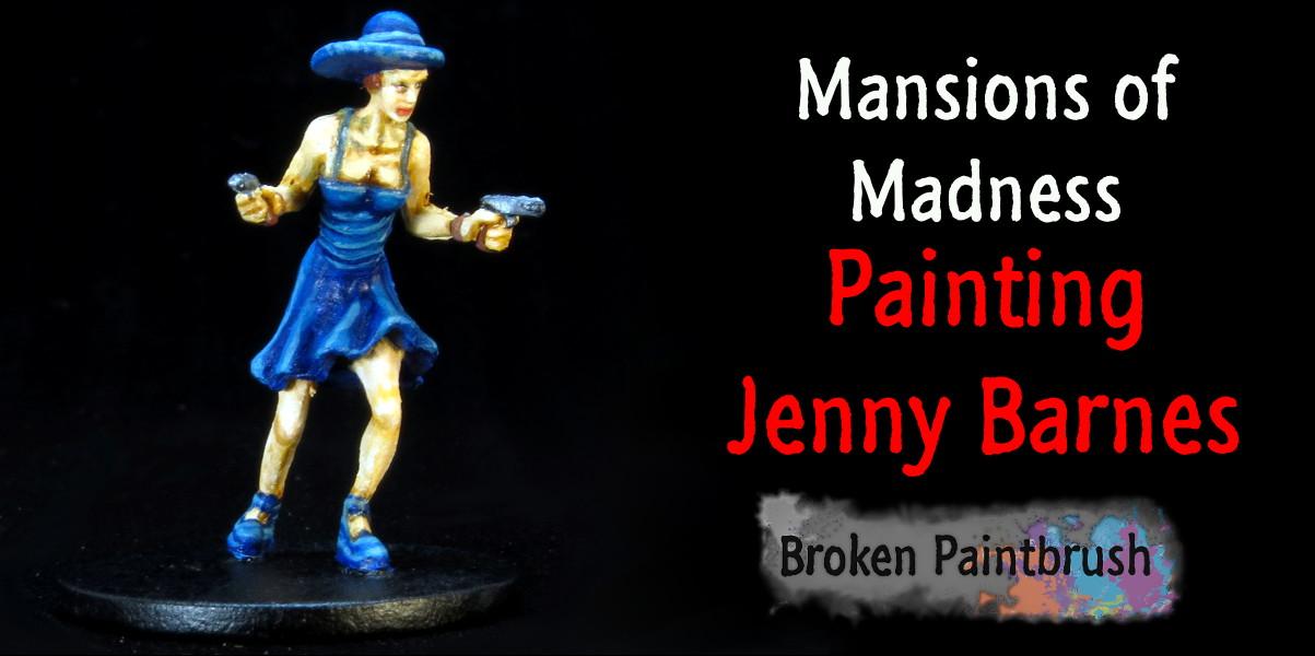 How to Paint Jenny Barnes