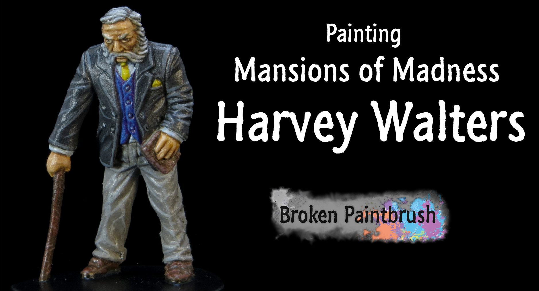 Harvey Walters from Mansions of Madness