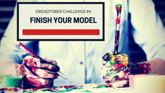 Finish the Model Challenge