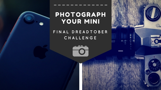 Photograph Your Mini Challenge