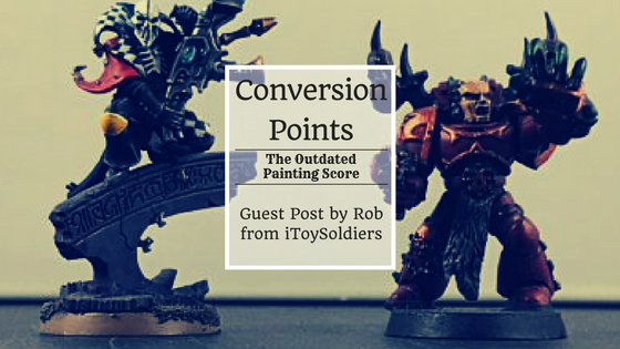Conversion Points - an Outdated System by Rob