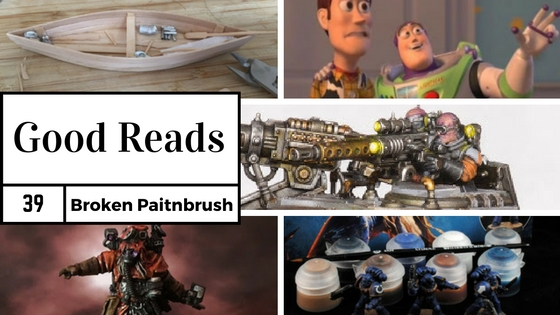 Good Reads 39 - Hobby Blogs to Check Out