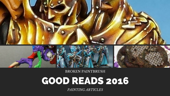 Best Painting Articles of 2016