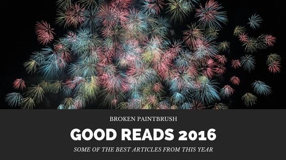 Good Reads 2016