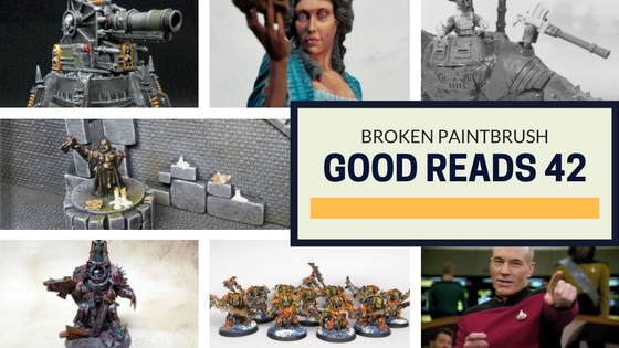 Good Reads 42 by Broken Paintbrush