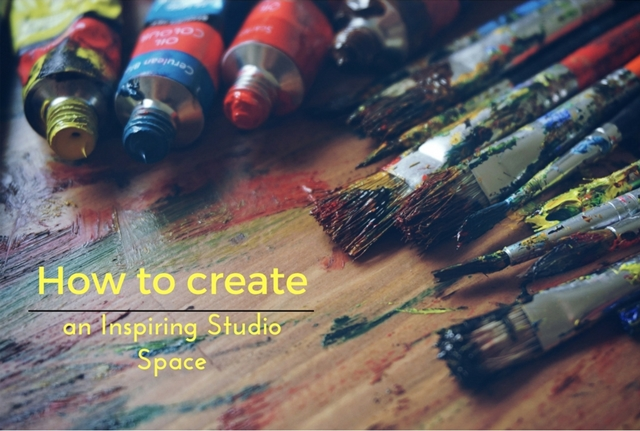 5 Steps to Create an Inspiring Creative Studio Space