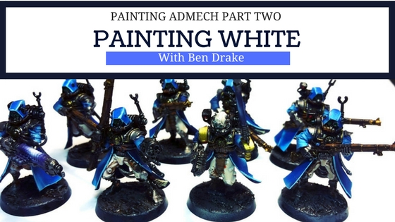 How to Paint White - AdMech Style