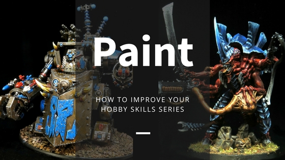 Tips to improve your painting skills