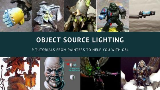 Object Source Lighting Tutorials